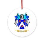 Gillespie Ornament (Round)