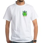 Gilleson White T-Shirt