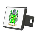Gilleson Rectangular Hitch Cover