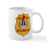 USS ENGLISH Mug