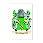 Gilles 20x12 Wall Decal
