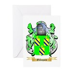 Gillequin Greeting Cards (Pk of 10)