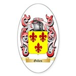 Gillen Sticker (Oval 10 pk)