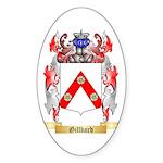 Gillbard Sticker (Oval 50 pk)
