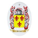 Gillan Ornament (Oval)