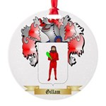 Gillam Round Ornament