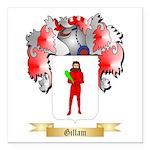 Gillam Square Car Magnet 3