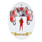 Gillam Ornament (Oval)