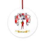 Gillam Ornament (Round)