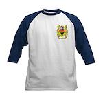 Gill England Kids Baseball Jersey