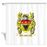 Gill England Shower Curtain