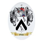 Gilks Ornament (Oval)