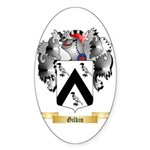 Gilkin Sticker (Oval 50 pk)