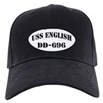 USS ENGLISH Black Cap