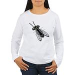 House Fly Women's Long Sleeve T-Shirt