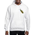 Centipede Crawler Hooded Sweatshirt