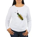 Centipede Crawler Women's Long Sleeve T-Shirt