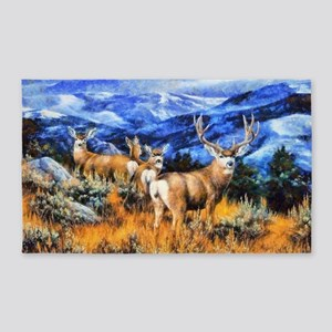 High Country Harem 3'x5' Area Rug