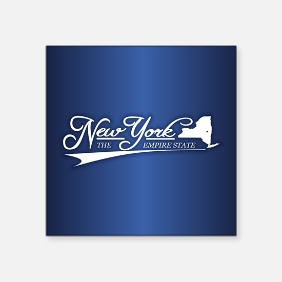 New York State of Mine Sticker