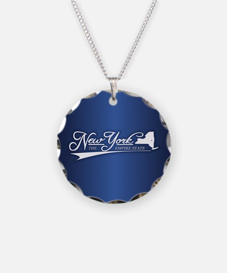 New York State of Mine Necklace