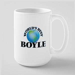 World's Best Boyle Mugs
