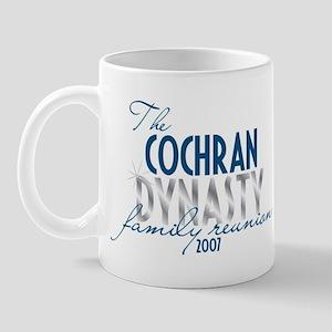 COCHRAN dynasty Mug