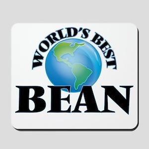 World's Best Bean Mousepad