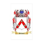 Gilibert Sticker (Rectangle 50 pk)