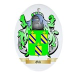 Gili Ornament (Oval)