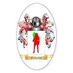 Gilholme Sticker (Oval 50 pk)