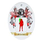 Gilholme Ornament (Oval)
