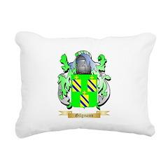 Gilgmann Rectangular Canvas Pillow