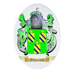 Gilgmann Ornament (Oval)