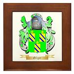 Gilger Framed Tile
