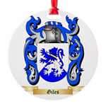 Giles Round Ornament