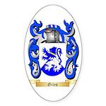 Giles Sticker (Oval 10 pk)