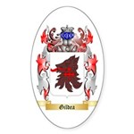 Gildea Sticker (Oval 10 pk)