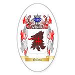 Gildea Sticker (Oval 50 pk)
