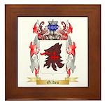 Gildea Framed Tile