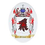 Gildea Ornament (Oval)