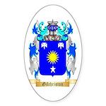 Gilchriston Sticker (Oval 50 pk)