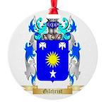 Gilchrist Round Ornament
