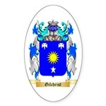 Gilchrist Sticker (Oval 50 pk)