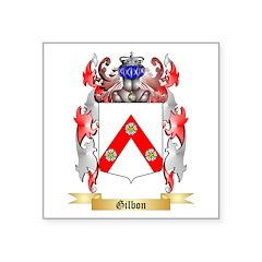 Gilbon Square Sticker 3