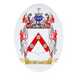 Gilbon Ornament (Oval)