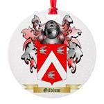 Gilblum Round Ornament