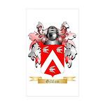 Gilblum Sticker (Rectangle 10 pk)