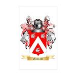 Gilblum Sticker (Rectangle 50 pk)