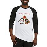 Christmas Cookie Bells Baseball Jersey