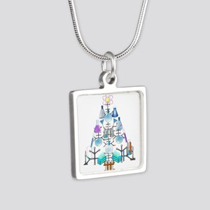 Oh Chemistry, Oh Chemist Tree Necklaces